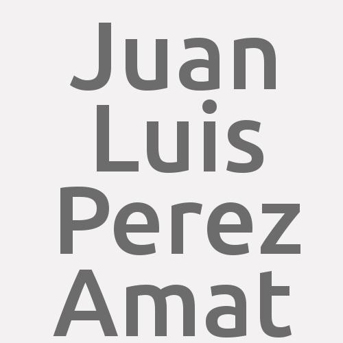 Juan Luis Perez Amat