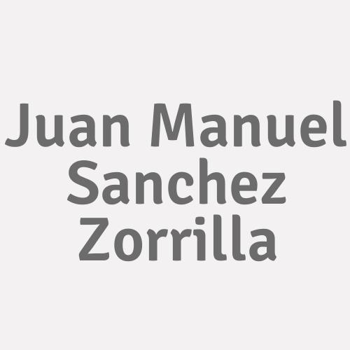 Juan Manuel Sanchez Zorrilla