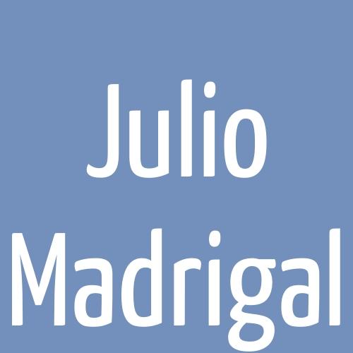 Julio Madrigal