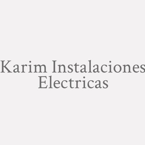 Karim Instalaciones Electricas