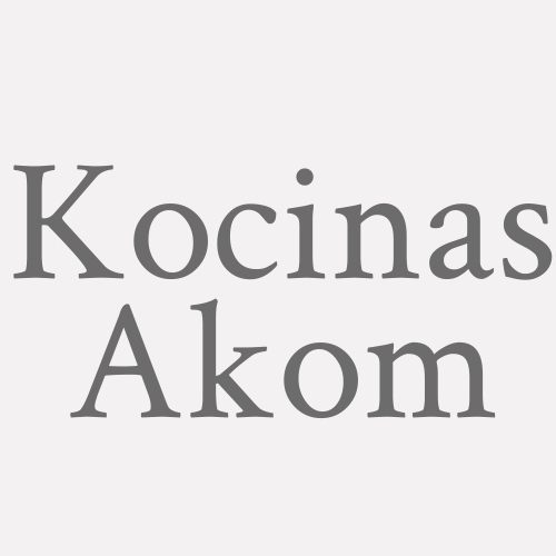 Kocinas Akom