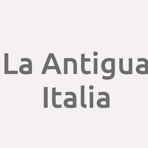 La Antigua Italia