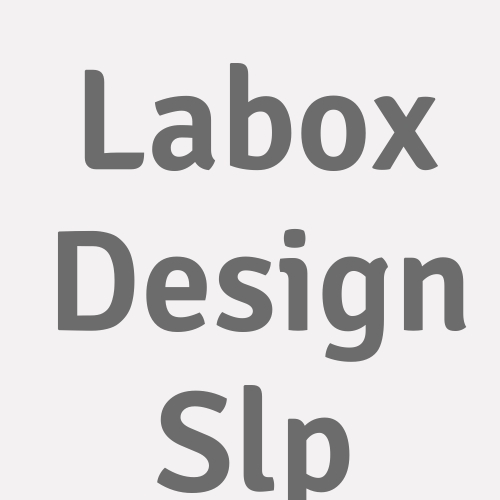 Labox Design S.L.P