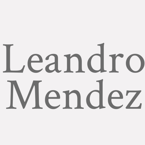 Leandro Mendez