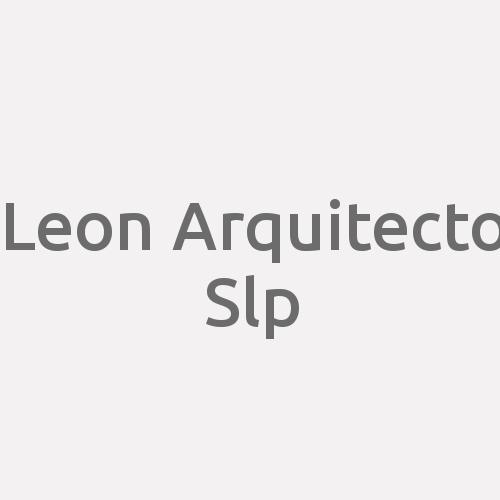 Leon Arquitecto Slp