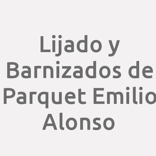 Lijado y Barnizados de Parquet Emilio Alonso