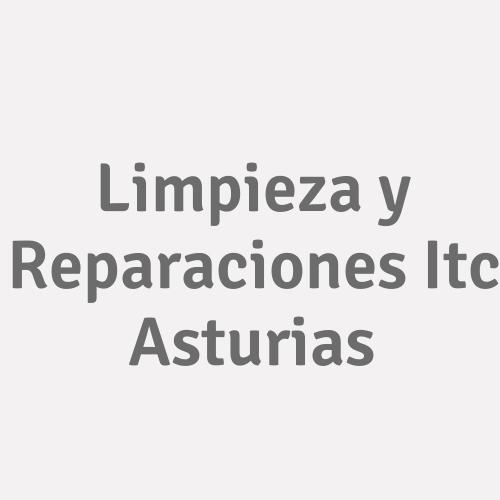 Limpieza y Reparaciones Itc Asturias
