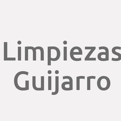 Limpiezas Guijarro