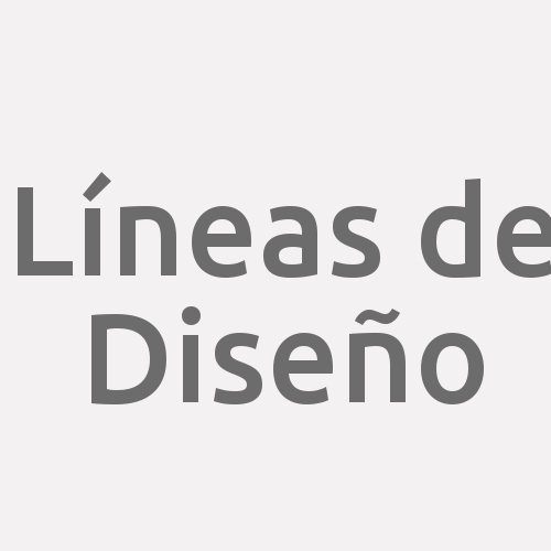 Líneas De Diseño
