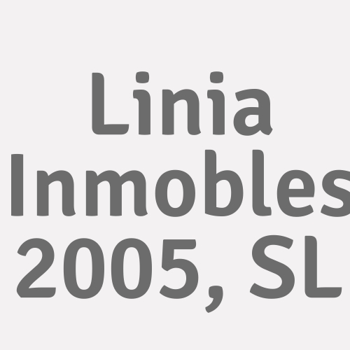 Linia Inmobles 2005, SL