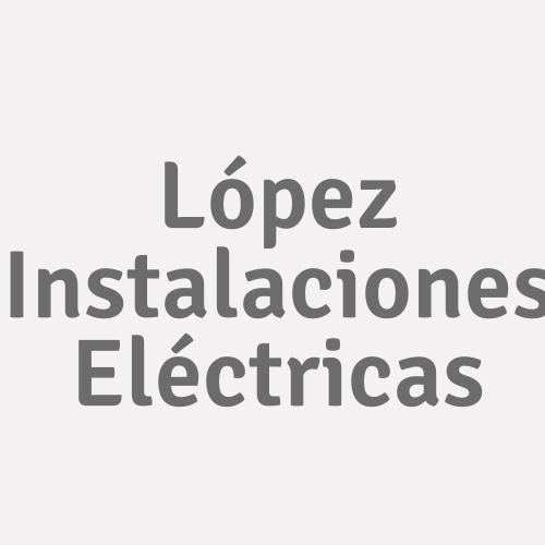 López Instalaciones Eléctricas