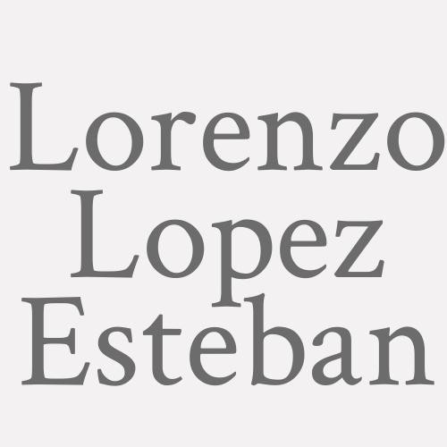 Lorenzo Lopez Esteban
