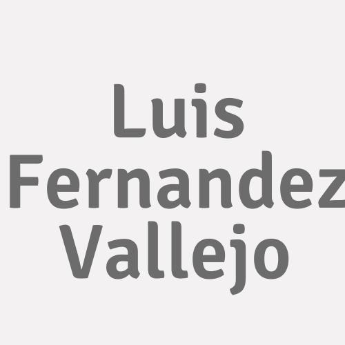 Luis Fernandez Vallejo