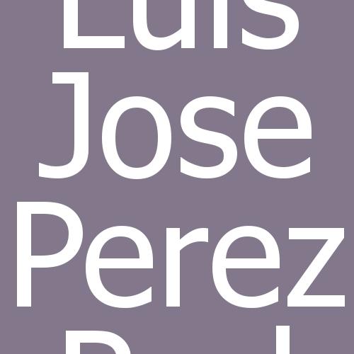 Luis Jose Perez Rod