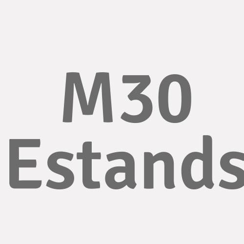 M30 Estands