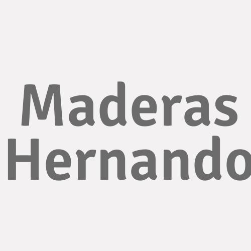 Maderas Hernando