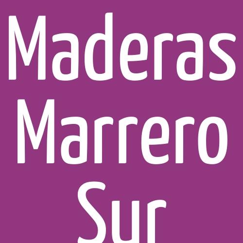Maderas Marrero Sur