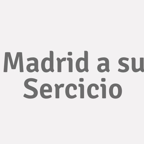Madrid A Su Sercicio.