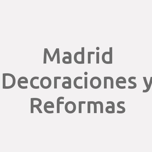 Madrid Decoraciones Y Reformas