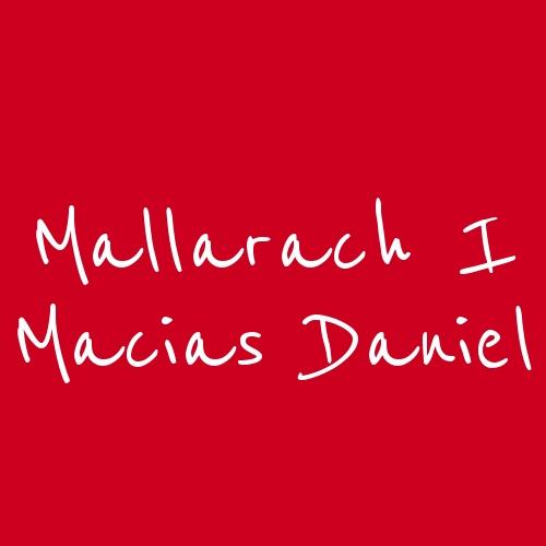 Mallarach i Macias Daniel