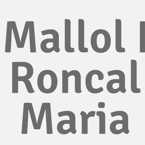 Mallol I Roncal  Maria