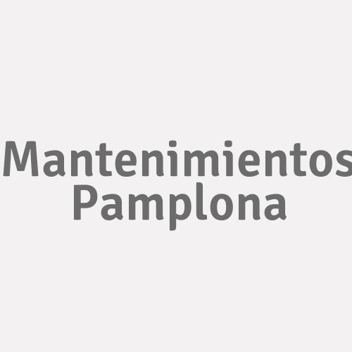 Mantenimientos Pamplona