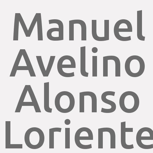 Manuel Avelino Alonso Loriente