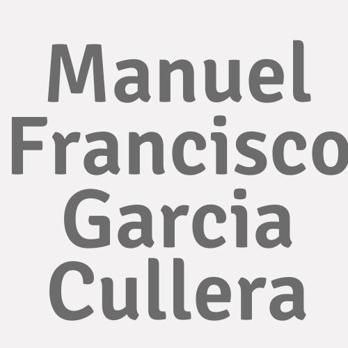 Manuel Francisco Garcia Cullera