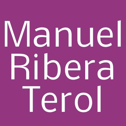 Manuel Ribera Terol