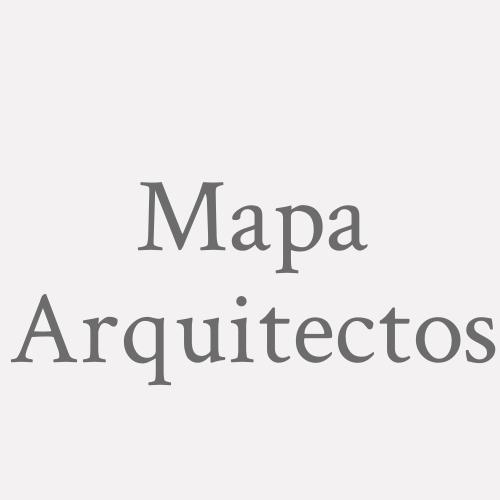 Mapa Arquitectos