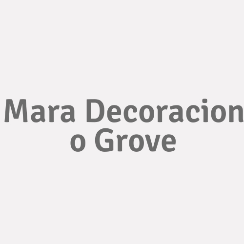 Mara Decoracion O Grove