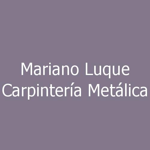 Mariano Luque Carpintería Metálica