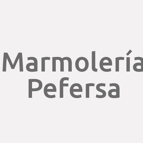 Marmolería Pefersa