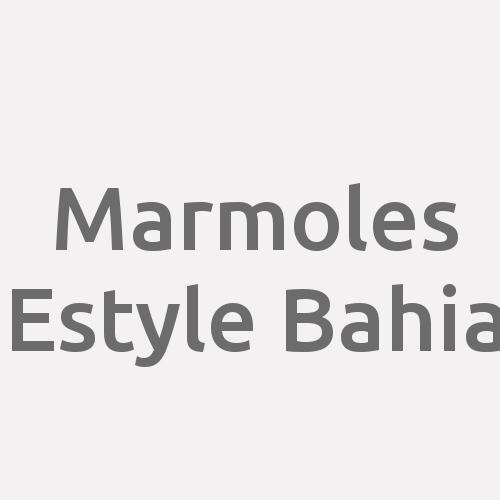 Marmoles Estyle Bahia