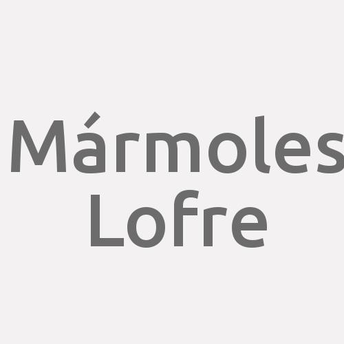 Mármoles Lofre
