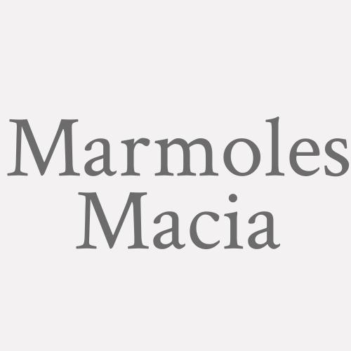 Mármoles Macia