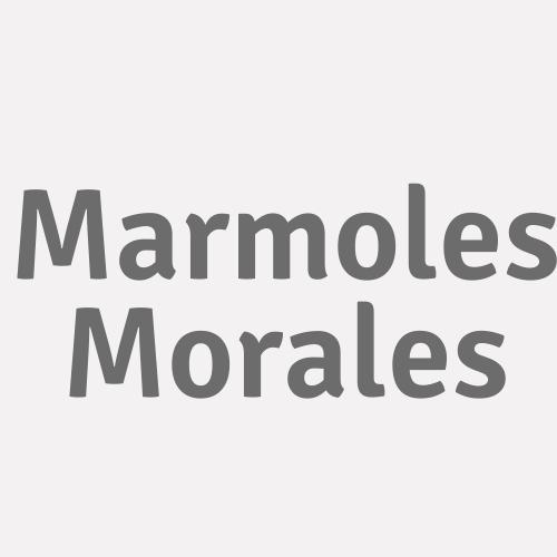 Marmoles Morales