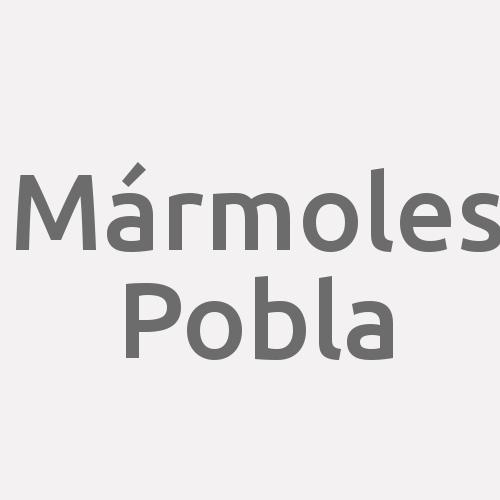 Mármoles Pobla