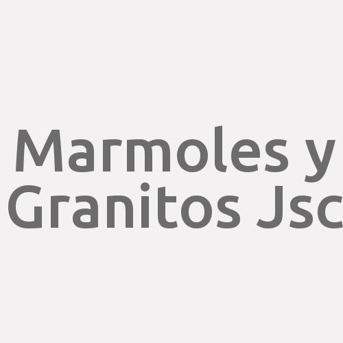 Marmoles Y Granitos Jsc