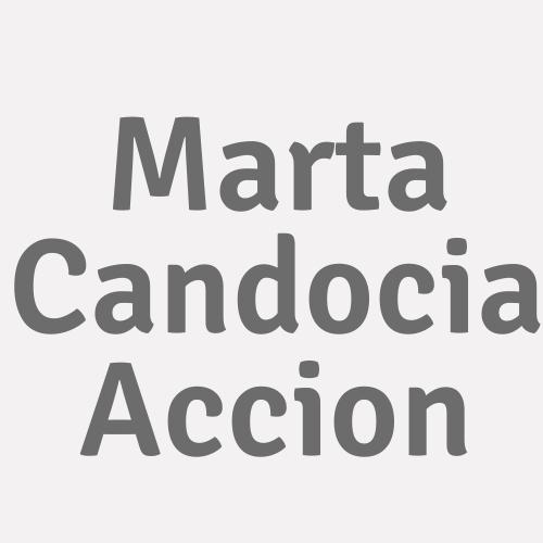 Marta Candocia Accion