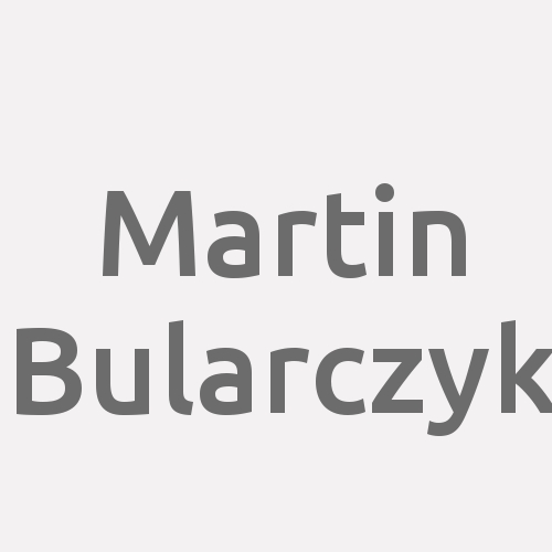 Martin Bularczyk