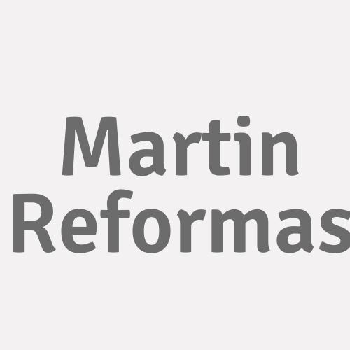 Martin Reformas