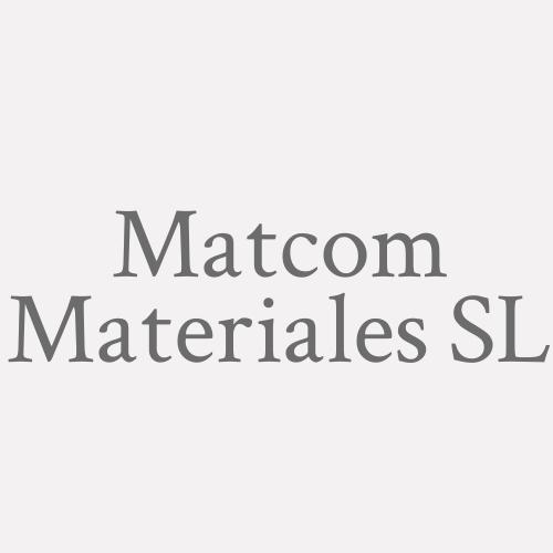 Matcom Materiales S.l.