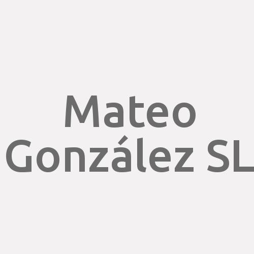 Mateo González SL