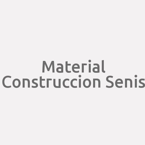 Material Construccion Senis