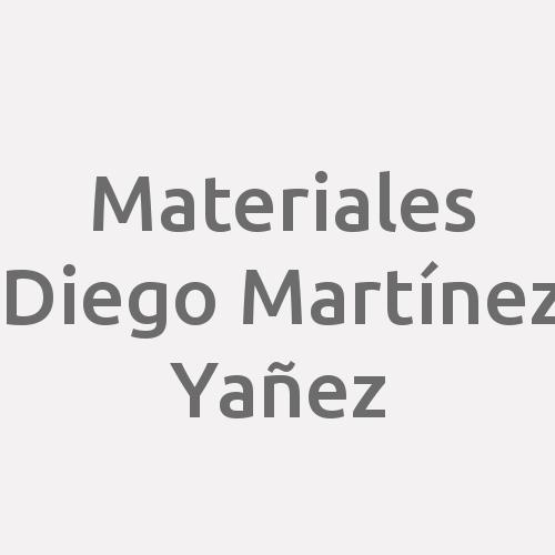 Materiales Diego Martínez Yañez