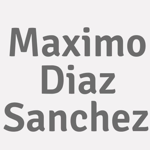 Maximo Diaz Sanchez