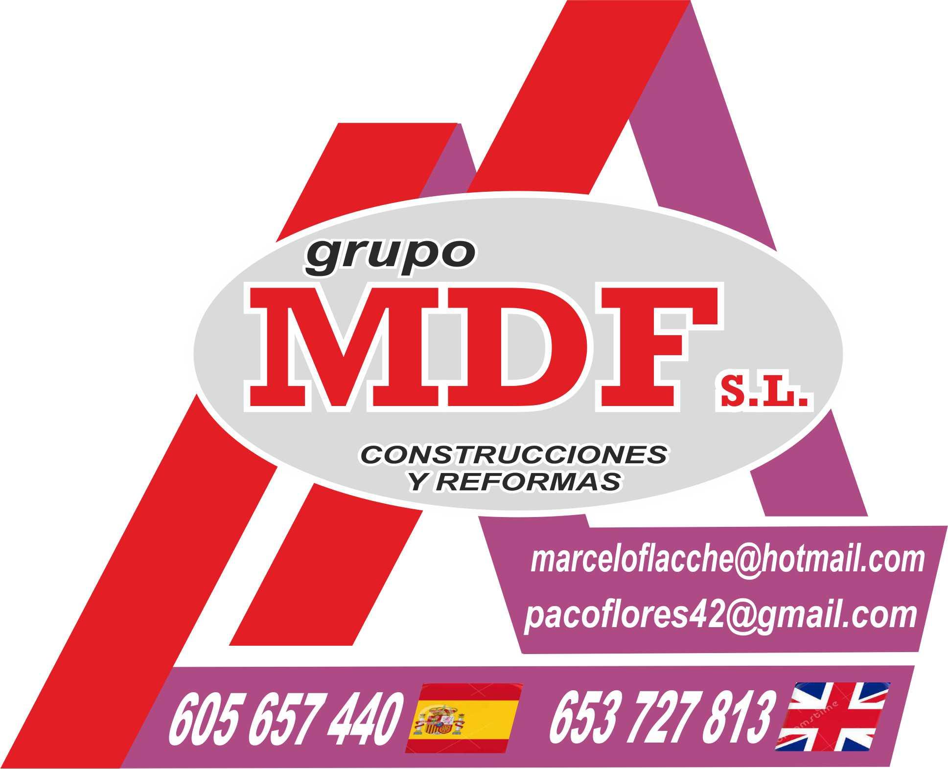 CONSTRUCCIONES Y REFORMAS MDF