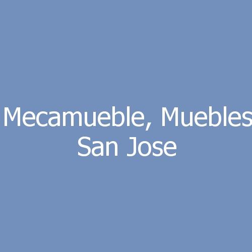 Mecamueble, Muebles San José