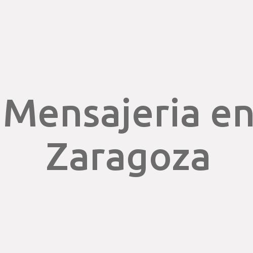 Mensajería En Zaragoza
